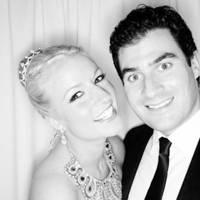 Natalie Koza Coyle and Zafar Rushdie
