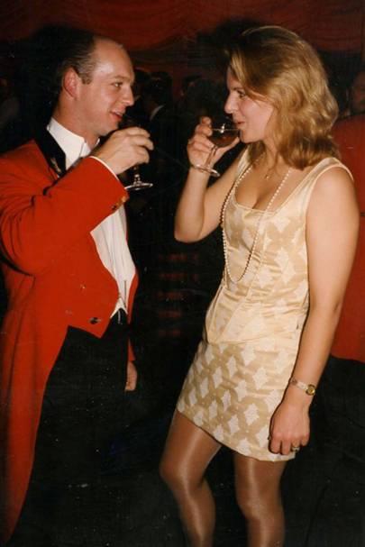 James Preston and Mrs James Preston