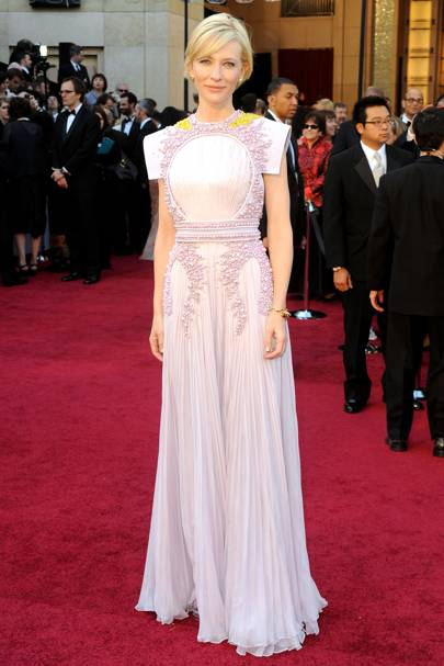 Cate Blanchett wearing Givenchy Haute Couture in 2011
