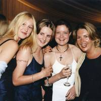Geraldine Lorimer, Katie Palmer, Belinda Essington-Boulton and Rosie Palmer