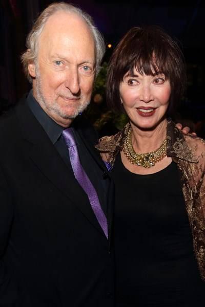 Ed Victor and Carol Victor