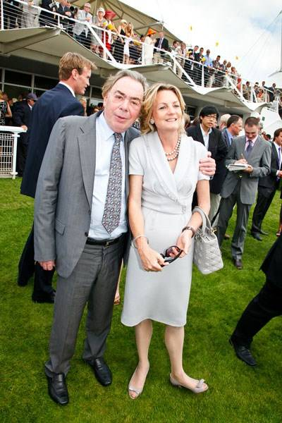 Lord and Lady Lloyd-Webber