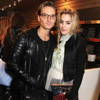 Oliver Proudlock and Chelsea Leyland