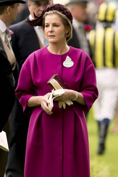 Viscountess Linley, Royal Ascot, 2013