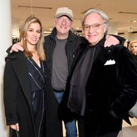 Alejandra Silva, Richard Gere and Diego Della Valle