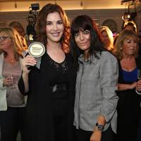 Nigella Lawson and Claudia Winkleman