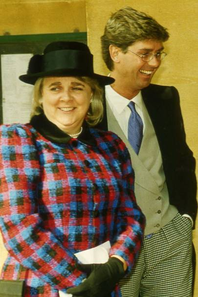 Anne Beckwith-Smith and Rupert Beckwith-Smith