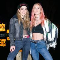 Chelsea Leyland and Mary Charteris