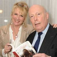Louise Fennell and Julian Fellowes