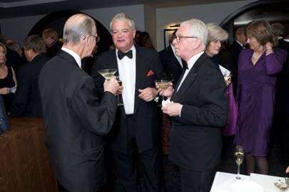 Lord Fellowes, Gavin Rankin and James Schwartz