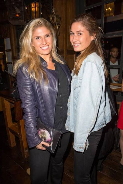 Charlotte Townend and Liza Townend