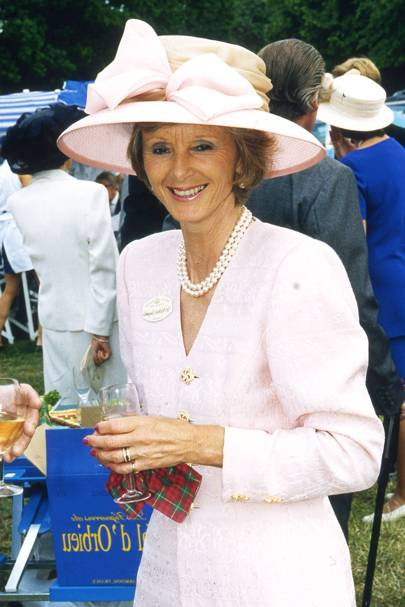Mrs Michael Campbell