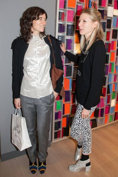 Bella Freud and Frances Costelloe
