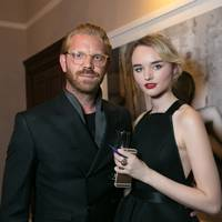 Alistair Guy and Philippa Bywater