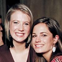 Hermione Bigland and Rebecca Finch