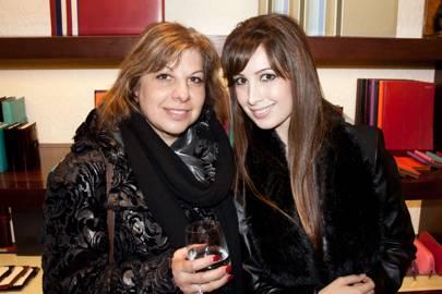 Rula Komodromos and Ria Atkins