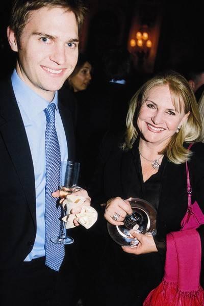 Matt Biden and Liz Biden
