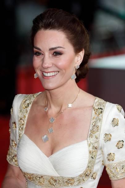 2021: Duquesa de Cambridge