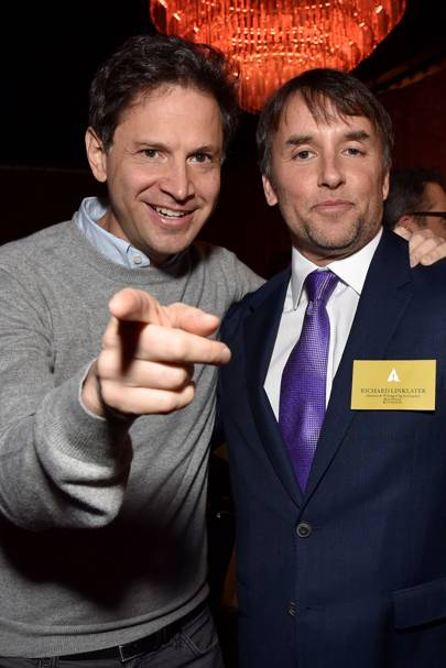 Bennett Miller and Richard Linklater