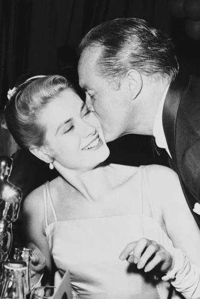 Grace Kelly and Bob Hope