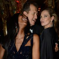 Naomi Campbell, Mario Testino and Kate Moss