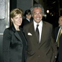 The Countess of Wessex and Sir David Tang, 2002