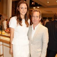 Fran Hickman and Tom Hollander