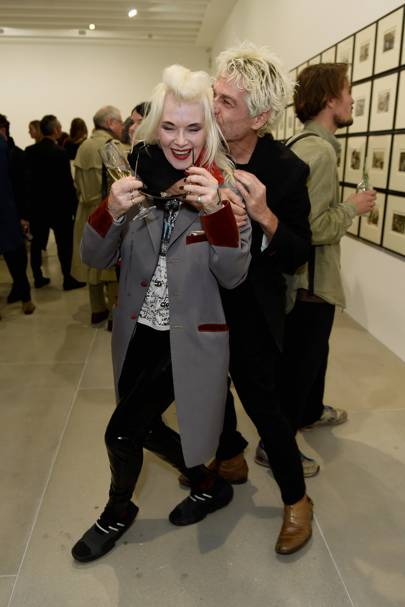Pam Hogg and Tim Noble