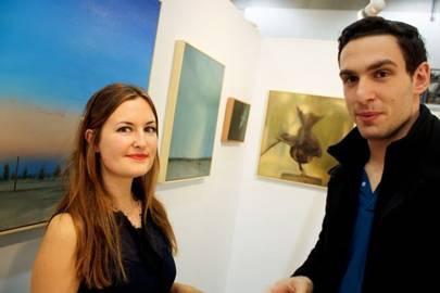 Jennifer Hooper and Nicolas Epstien
