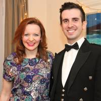 Anna MacDonald and Craig Stevenson