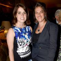 With Tracey Emin, 2014