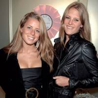 Lydia Forte and Olivia Percival