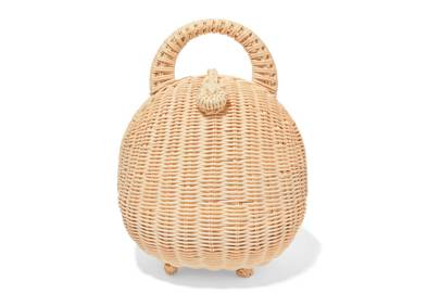 The best straw bags to buy now