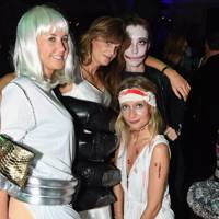 Alice Brudenell-Bruce, Jemima Khan, Kate Goldsmith and Martha Ward