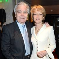 Bill Kenwright and Jenny Seagrove