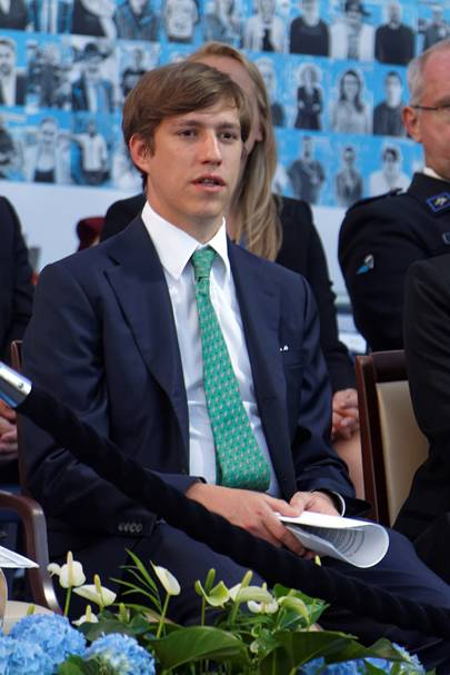 Prince Louis of Luxembourg, 31