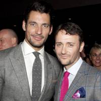 David Gandy and Jason Atherton