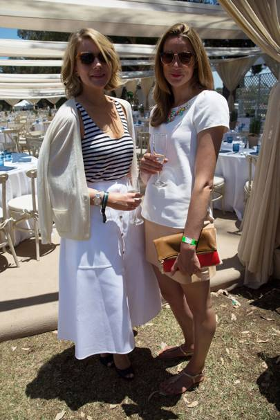 Amy E Williams and Rosie Kempson