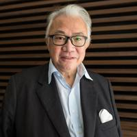 Sir David Tang, 2017