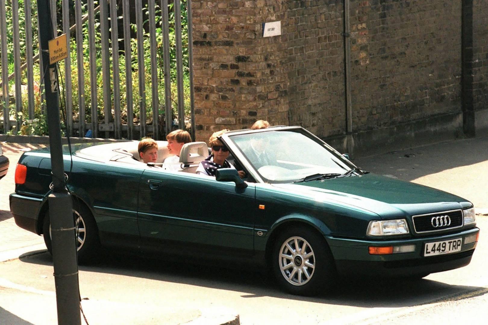 Princess Diana S Car For Sale Tatler