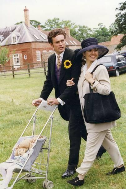 Isla Greenwood, James Greenwood and Mrs James Greenwood