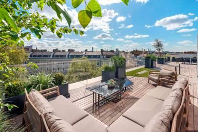 4-bedroom penthouse on Chesham Place, Belgravia
