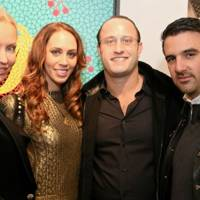 Natalia Cola, Katerina Bramley, Azad Cola  and Mark Alexion