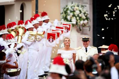 The wedding of Princess Charlene of Monaco and Prince Albert II of Monaco, 2011