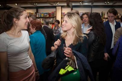 Katie Waldegrave and Eleanor Scoones
