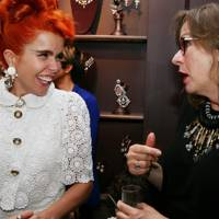 Paloma Faith and Vicki Sarge