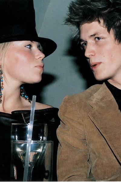 Georgina Castleman and Prince Leo zu Salm-Horstmar