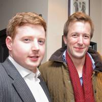 Charles Orpwood and Jeremy Sudlow