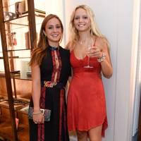 Lady Marina Windsor and Hannah Bairstow