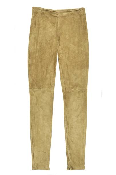 Trousers, £1,990, by Ralph Lauren Collection
